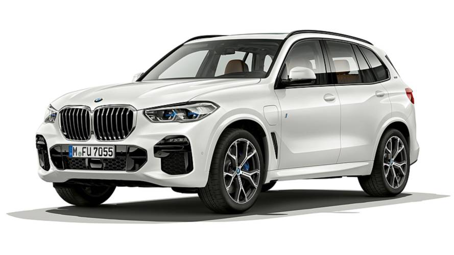 2019 BMW X5 xDrive45e plug-in hybrid revealed