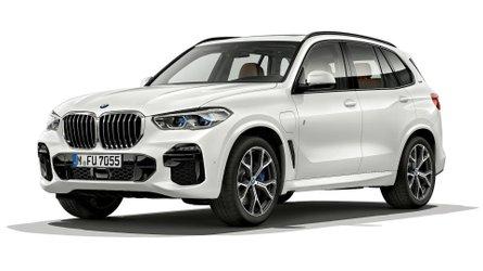 BMW X5 xDrive45e iPerformance, più potenza con l'elettrico