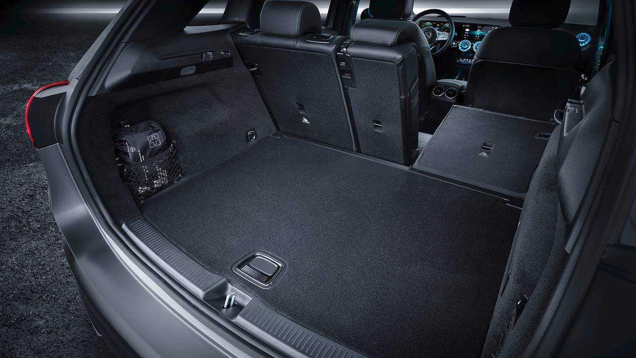 Mercedes B-Class 2019