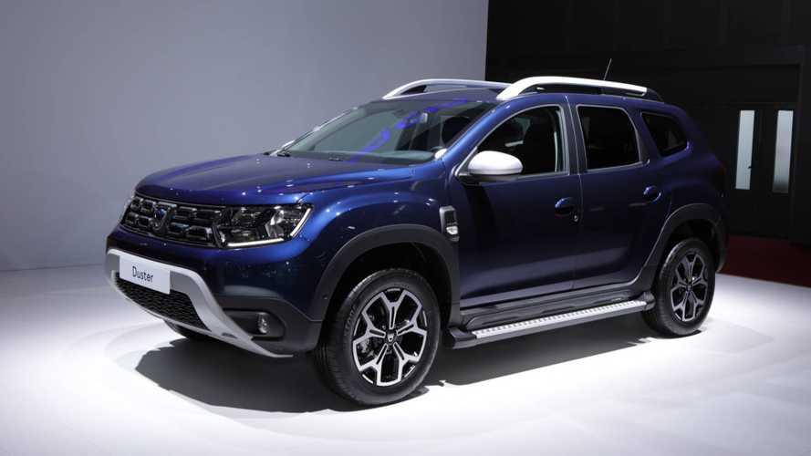 Dacia al Salone di Parigi 2018