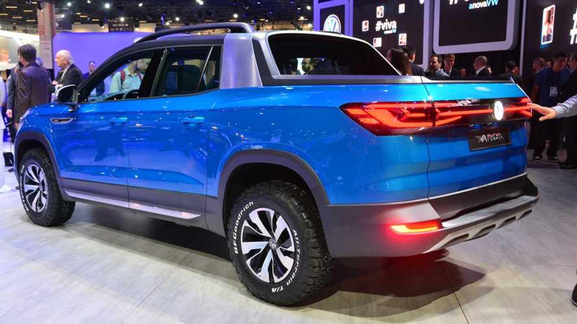 2020 - [Volkswagen] Tarok / MQB Pick-Up  Volkswagen-tarok-concept-salao-de-sp-2018