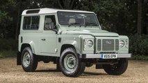 Land Rover Defender 90 Heritage Edition 2016