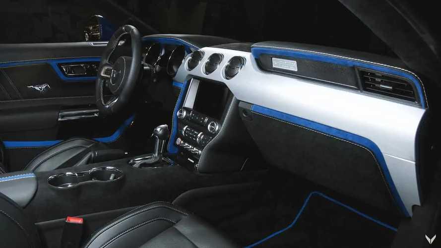 Vilner Modifiyeli Ford Mustang Convertible'lar