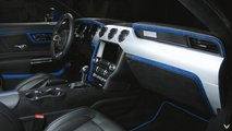 Ford Mustang Cabriolet par Vilner