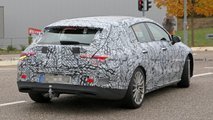 2019 Mercedes CLA Shooting Brake spy photo
