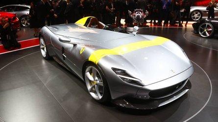 Ferrari Monza SP1 y SP2: tan clásicos como exclusivos (actualizado)