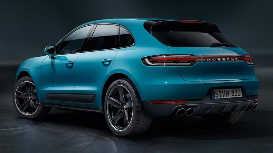 porsche macan restyl on en sait plus sur les moteurs et le prix. Black Bedroom Furniture Sets. Home Design Ideas