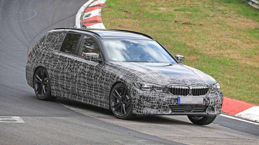 BMW 3er Touring (2019): Erlkönig zeigt die Neuauflage