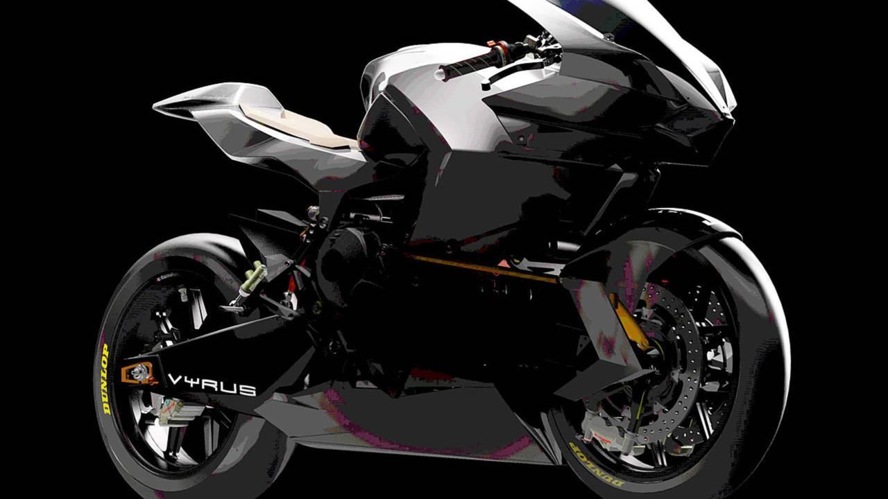 Vyrus's Moto2 racer