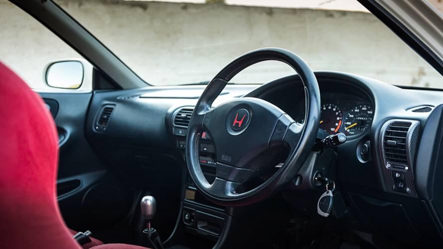 2000 Honda Integra Type R