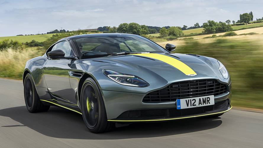 2018 Aston Martin DB11 AMR first drive: Catch me if you can