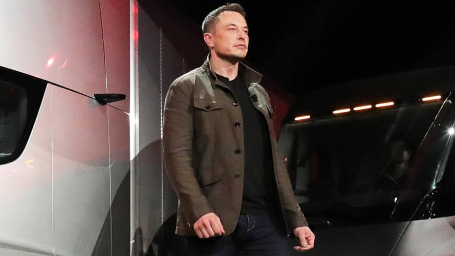 Elon Musk, se questo è un uomo