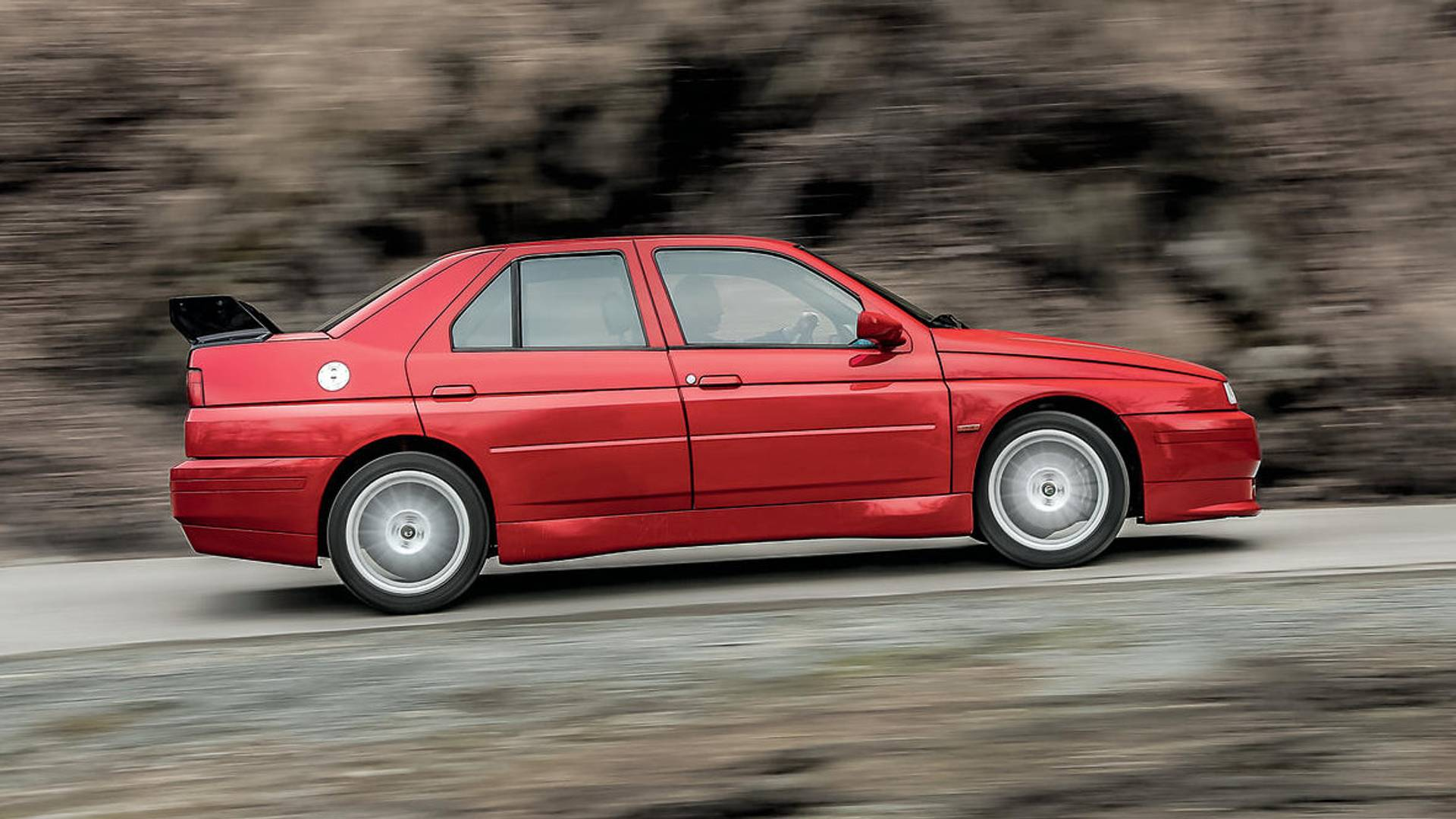 Buy The One Of One Alfa Romeo 155 Gta Stradale That Never Was