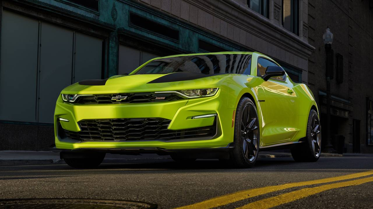 2019 Chevrolet Camaro Shock SEMA | Motor1.com Photos