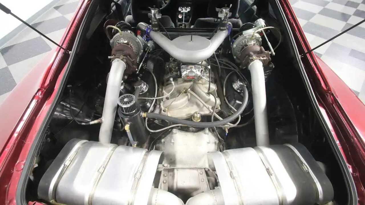 Go Crazy Buy This L TwinTurbo VPowered RWD Acura Integra - Acura integra engine swap