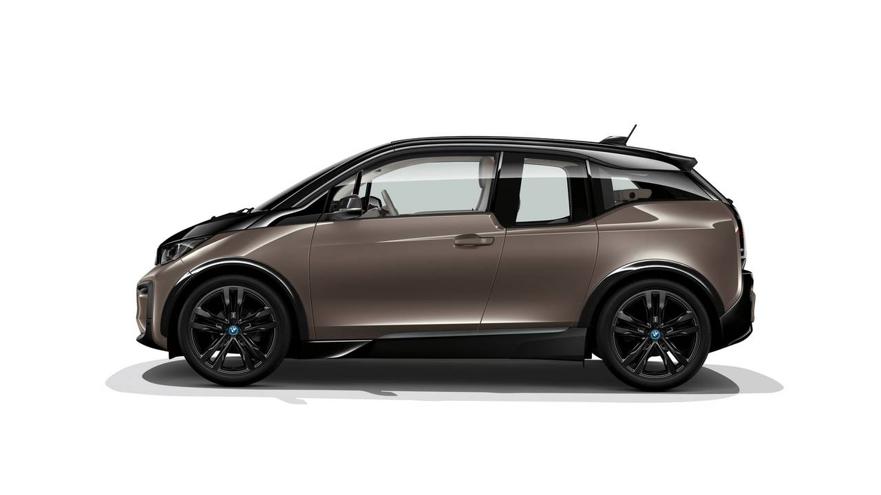 bmw i3 i3s get larger batteries for 162 mile real life range. Black Bedroom Furniture Sets. Home Design Ideas