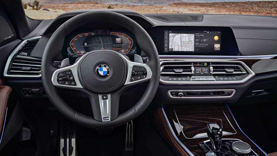 BMW Live Kokpiti 2019