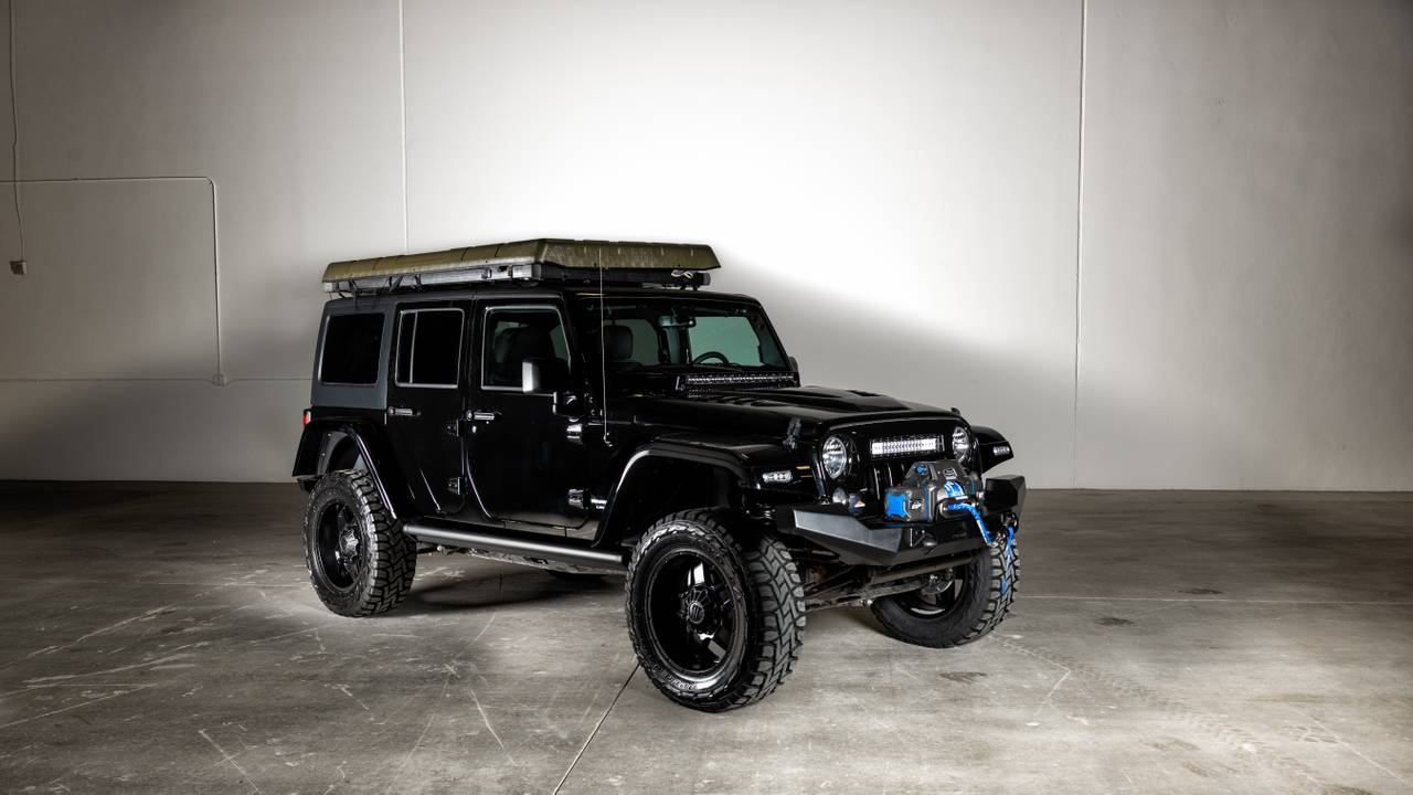 Jeep Wrangler Badlands By American Fastbacks