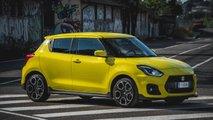 Suzuki Swift Sport, la prova speciale
