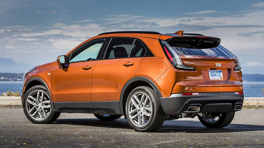 Cadillac Loses And Reapplies For XT2 Trademark, Small SUV In Flux?