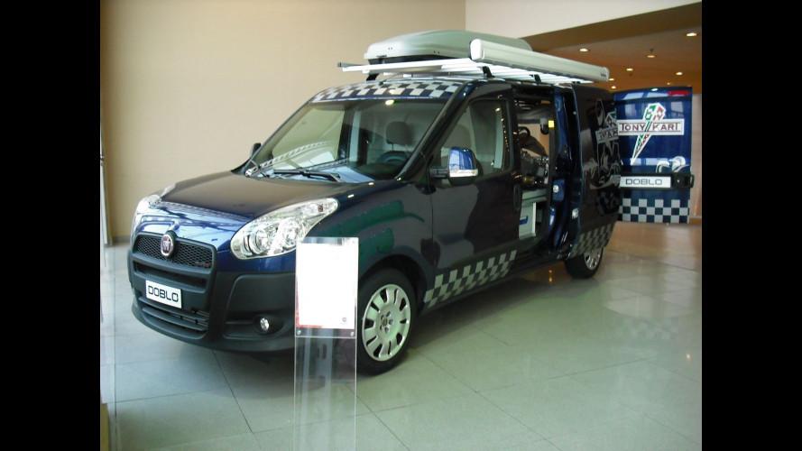 Nuovo Fiat Doblò - versioni speciali