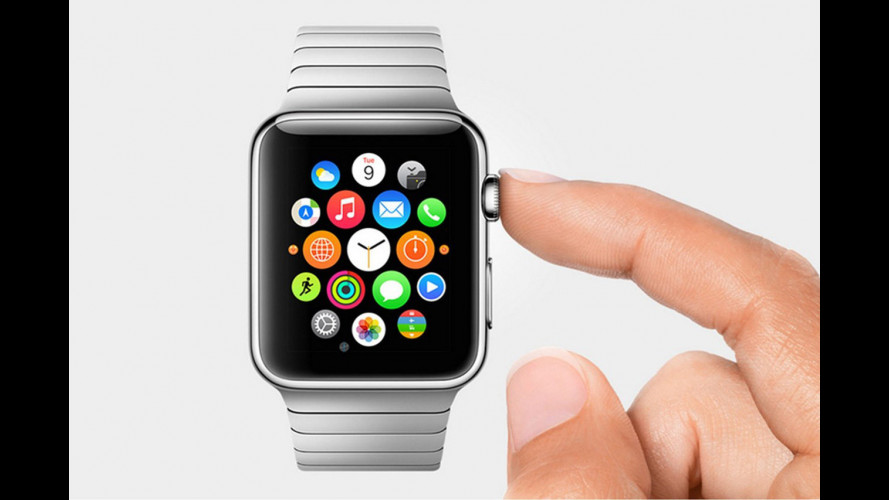 L'Apple Watch sarà legale in auto?