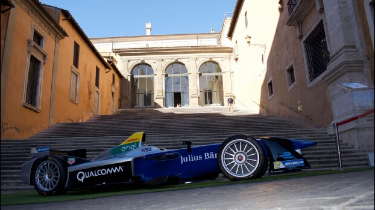 [Copertina] - Formula E, l'ePrix di Roma è ufficialmente realtà