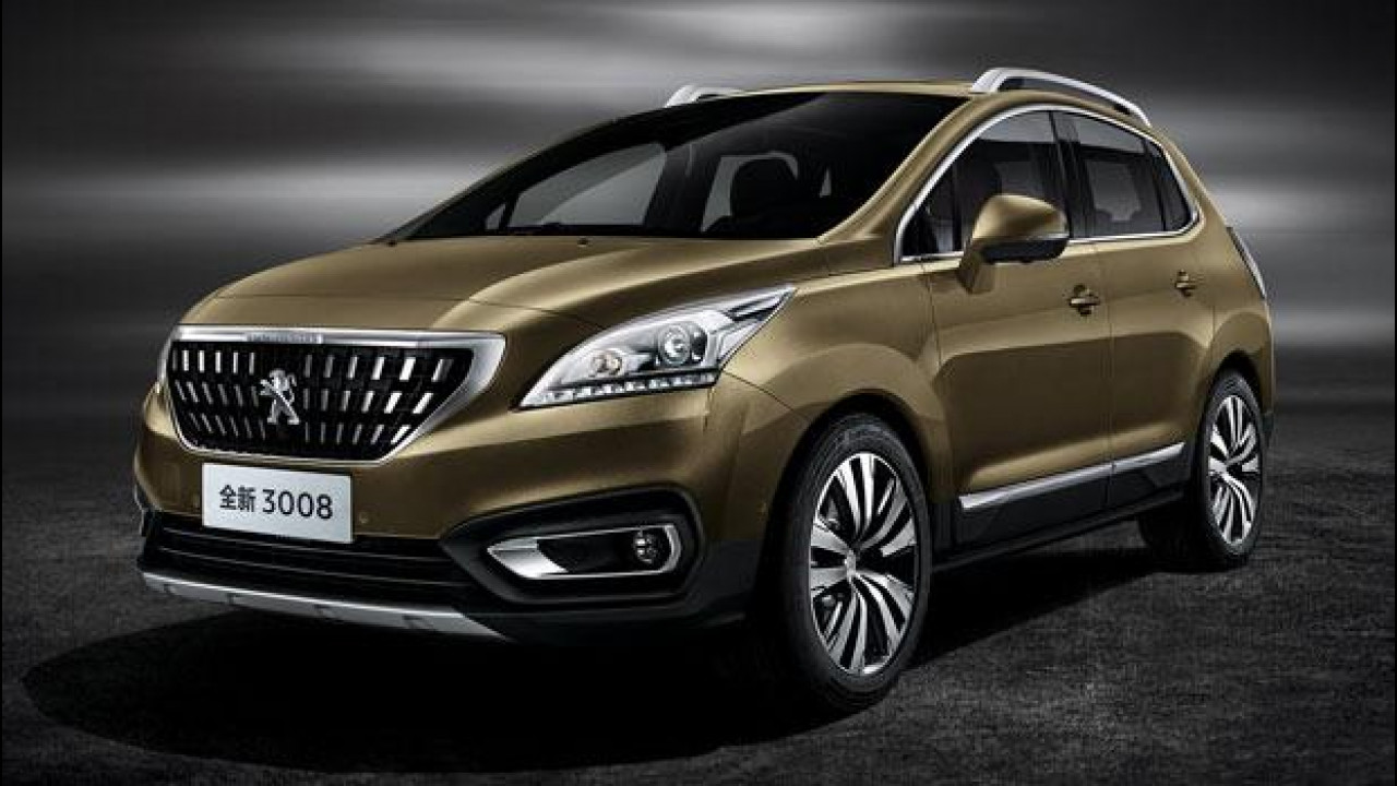 [Copertina] - Salone di Pechino, Peugeot svela 308 Sedan e 3008