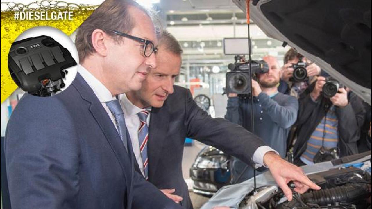 [Copertina] - Dieselgate Volkswagen, partiti i richiami in Europa