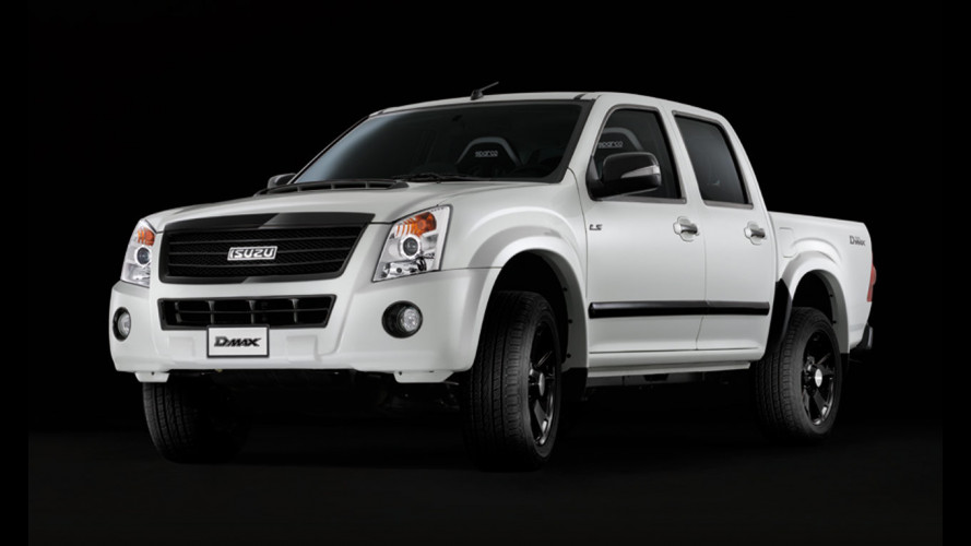 Isuzu D-Max Urban Jungle e Extreme Passion