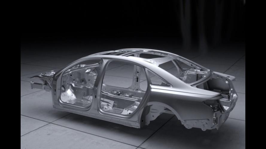 Nuova Audi A8, addio monoteismo dell'alluminio
