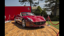 Ferrari California T, Tailor Made a Pebble Beach