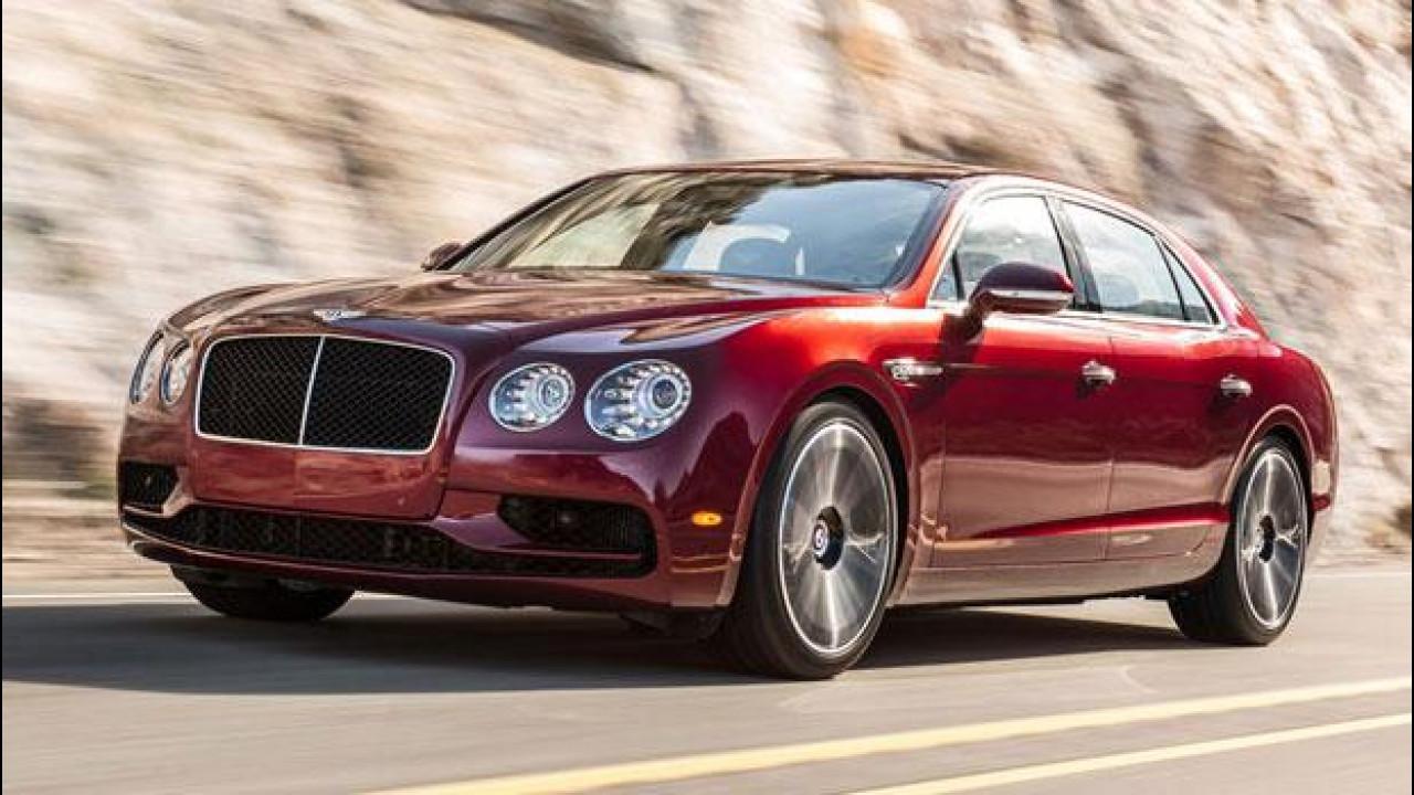 [Copertina] - Bentley Flying Spur V8 S, potenza e sportività in stile british