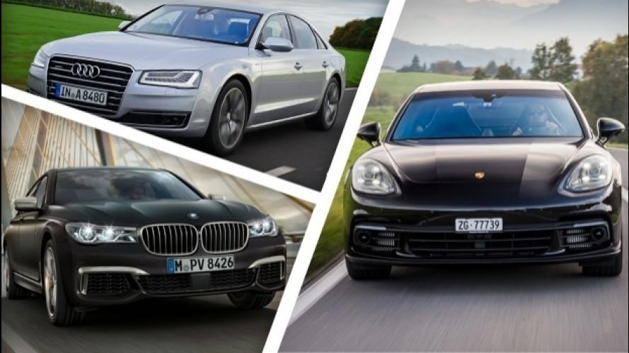 """Diesel, il """"colpo di coda"""" delle 10 auto più veloci"""