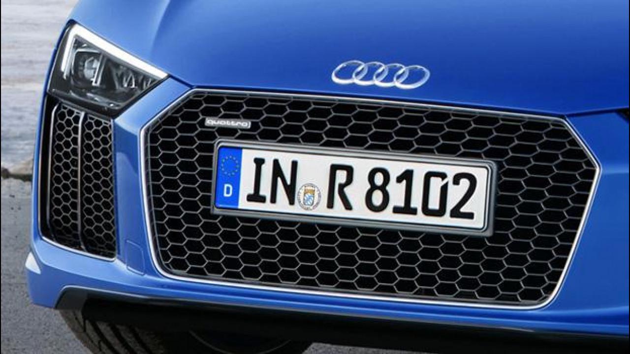 [Copertina] - Audi R6, la