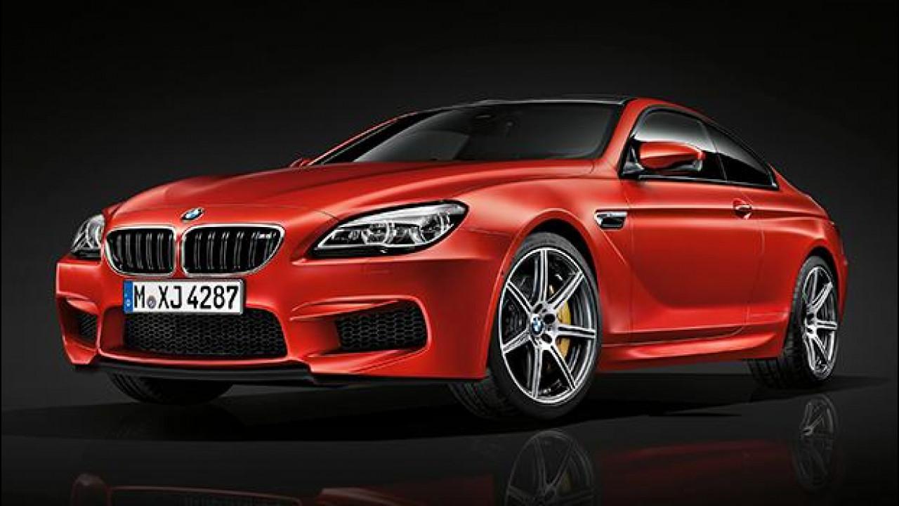 [Copertina] - BMW M6, 600 CV col pacchetto Competition