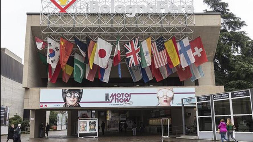 Motor Show di Bologna, l'edizione 2015 rischia di saltare