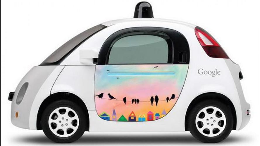 [Copertina] - Google Car, questo il look delle 10 su strada in California