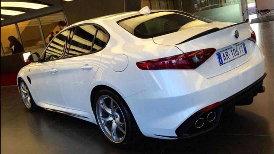 Alfa Romeo, habemus trazione posteriore