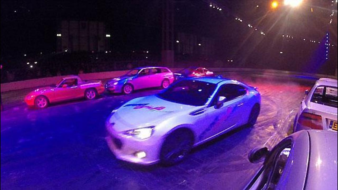 [Copertina] - Subaru BRZ, ecco il giro a 360° da record [VIDEO]