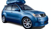 Suzuki Blizzard Grand Vitara Concept