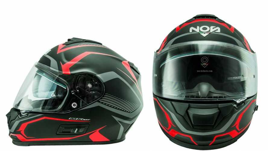 NOS NS-7F, il casco racing per tutte le tasche