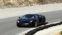 2013 McLaren MP4-12C Spider spy photo - 15.11.2011