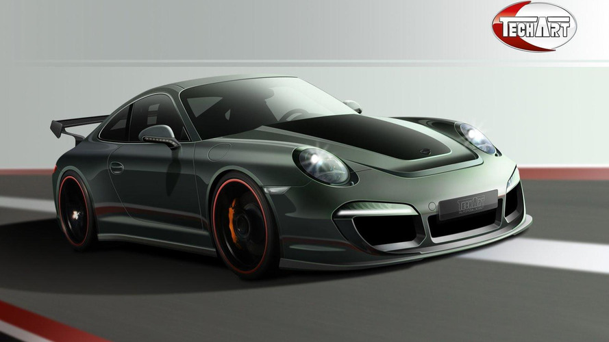 German tuner TechArt announces program for 2012 Porsche 911