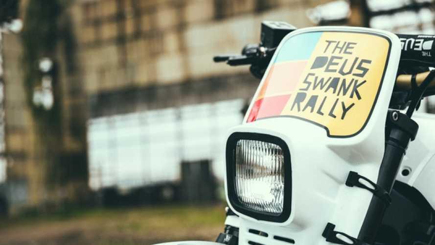 """Deus Swank Rally: """"tassellate"""" e """"inappropriate"""" tra fettucciati e prove speciali"""