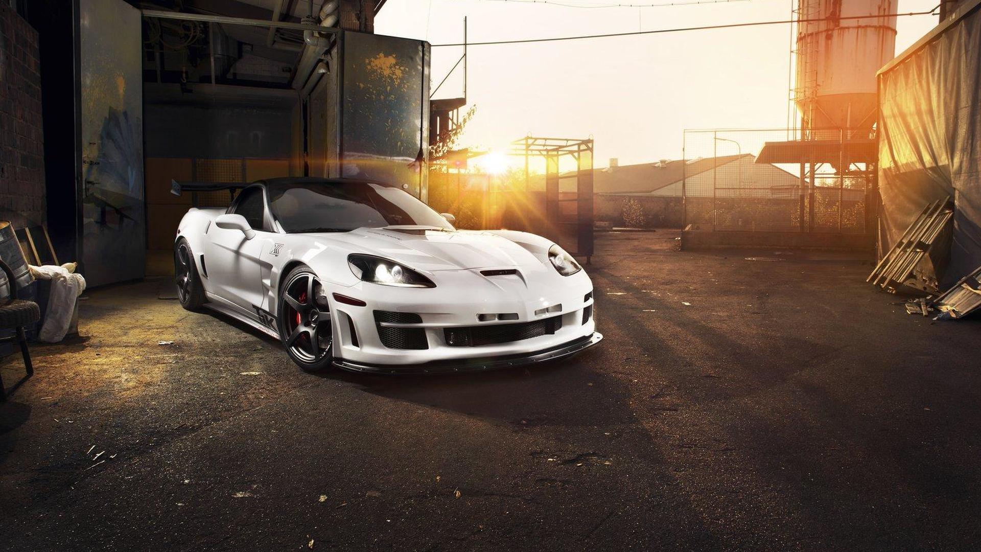 TIKT Tripple X based on Corvette C6 ZR1 makes 769 HP