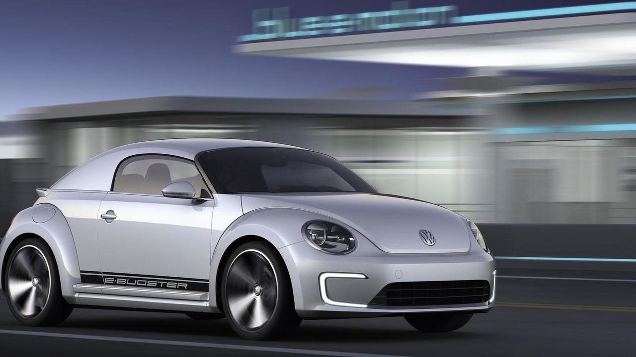 Vw beetle concept
