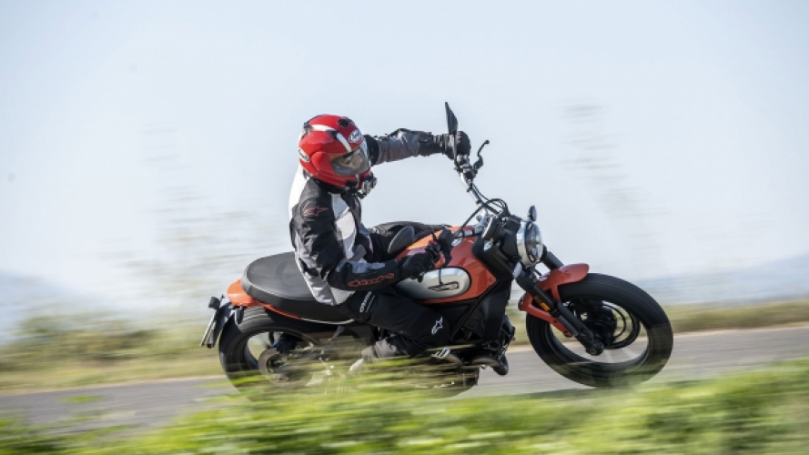 Ducati Scrambler Icon 2019 - TEST