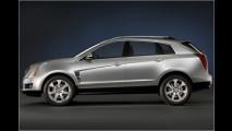 Cadillac zeigt neuen SRX