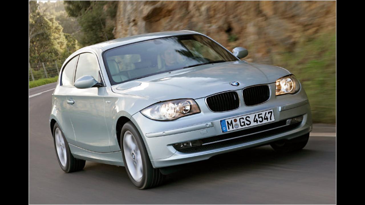 BMW 116d 3-türig DPF